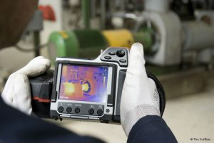 Thermographic surveys