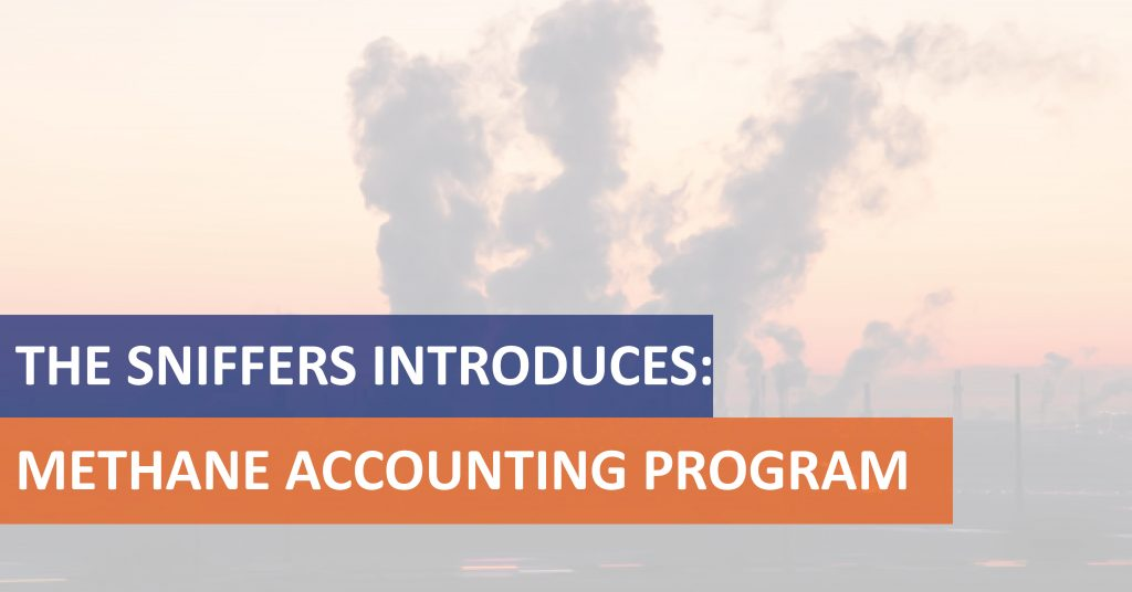 The Sniffers introduces its Methane Accounting Program