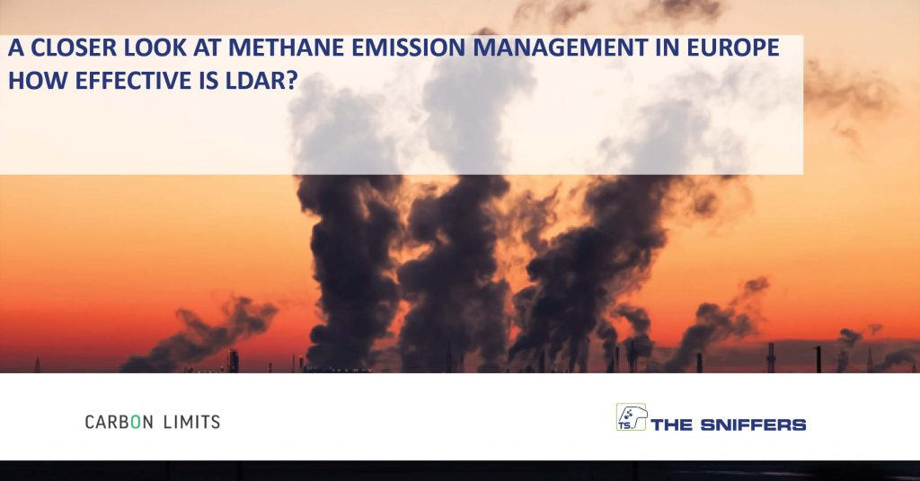 A closer look at methane emission management in Europe: how effective is LDAR?