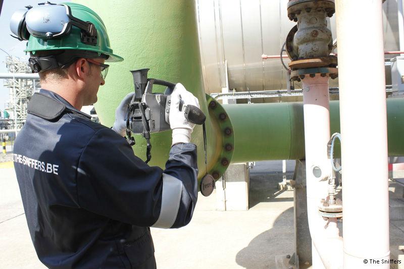 Find large emission leaks fast with Smart LDAR - Optical Gas