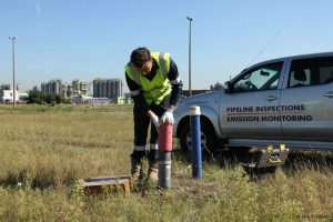 pipeline inspections by car 1