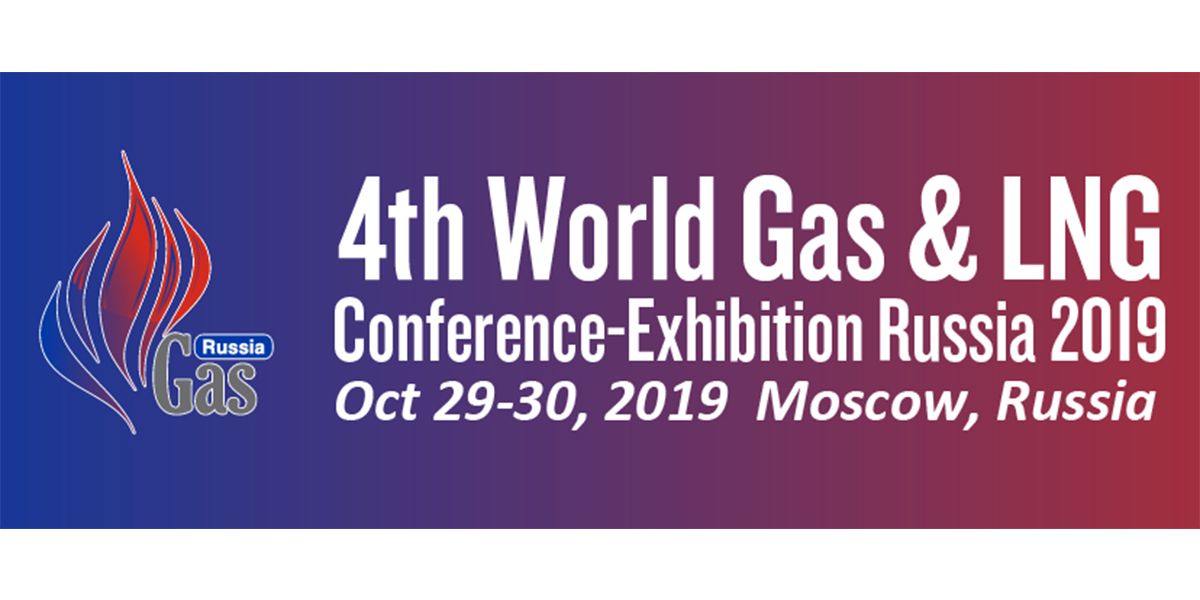 Visit us at the World Gas & LNG Conference in Russia | The
