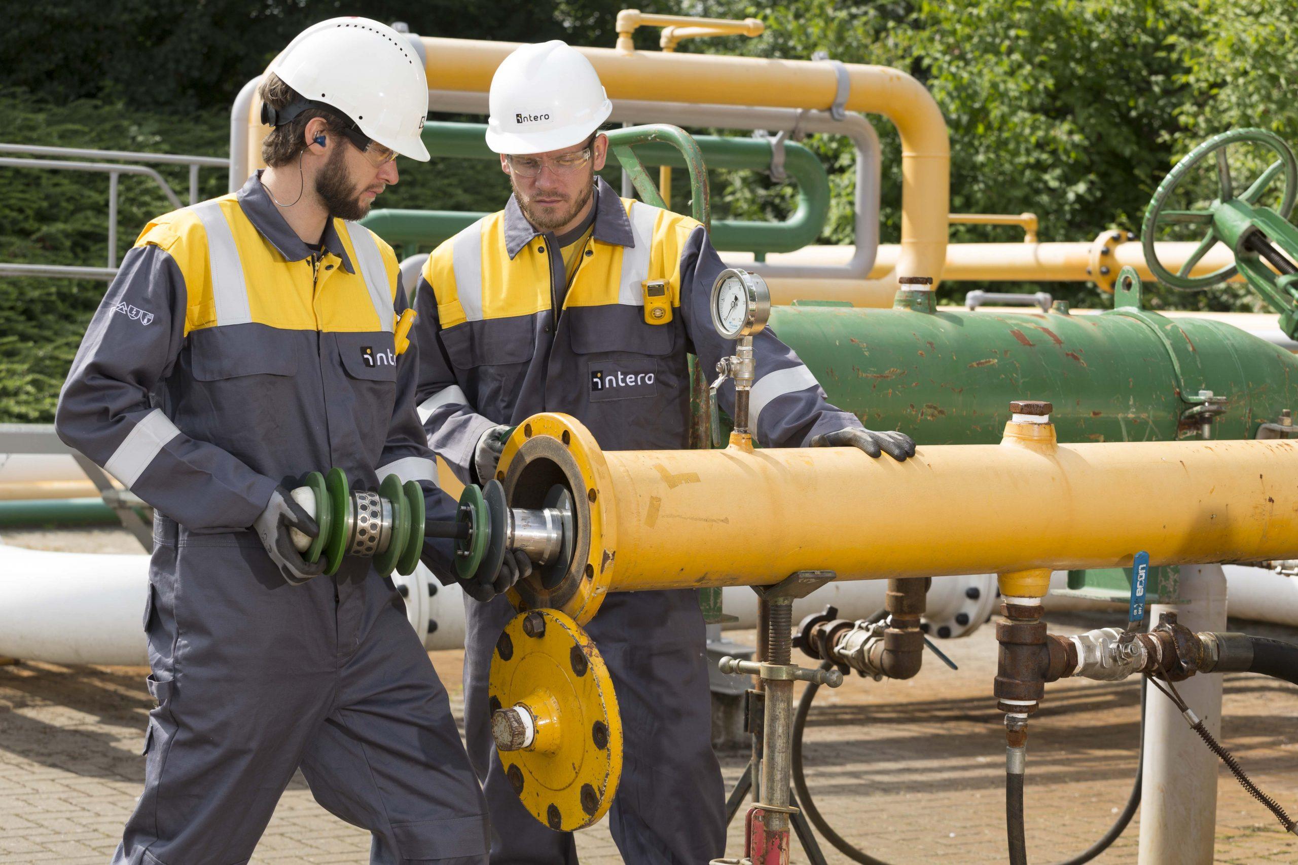 Intero pipeline inspection services