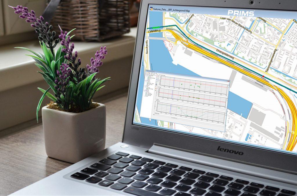 Pipeline Information Management Software - PRIMS